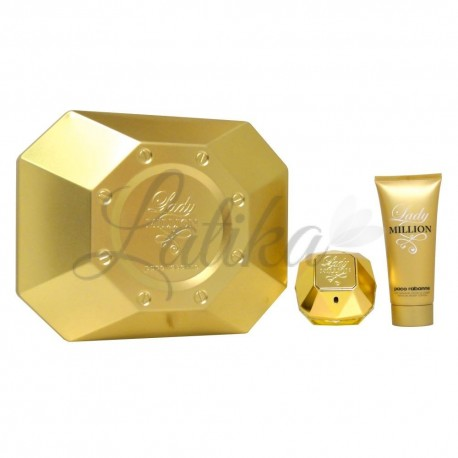 Paco Rabanne Lady Million DARILNI SET